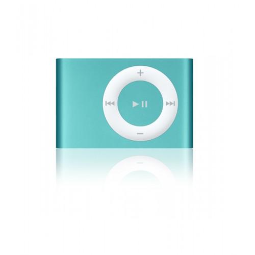 how to turn on ipod shuffle